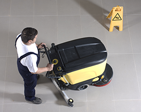 Commercial Cleaning Services Taylor MI | Corporate Maintenance Janitorial - floor-cleaning